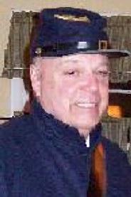 Camp Commander Leo McGuire