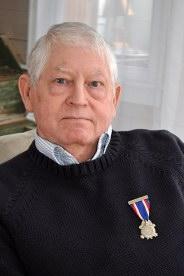 Camp Commander Robert P Keough