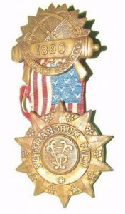 Sons Of Veterans Original Membership Medals