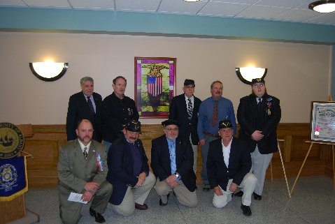 2010 Albany GAR Room Plaque Dedication